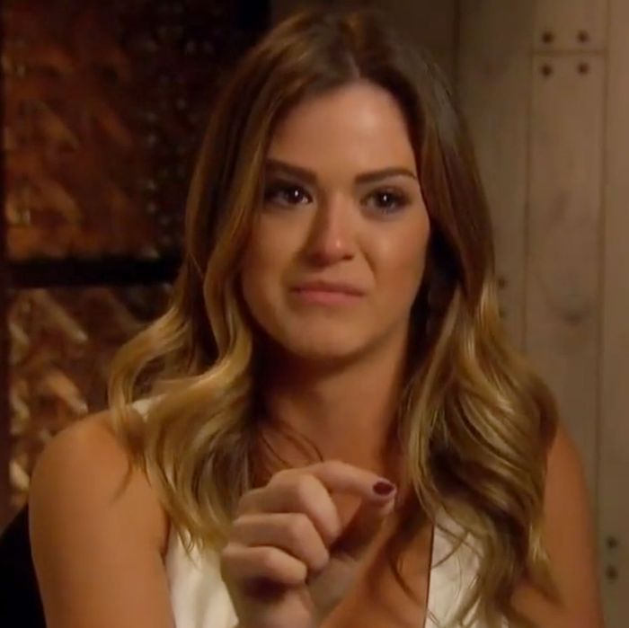 JoJo cries over Chad (the other one).