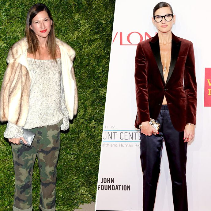 74bdda155e04 Jenna Lyons Has Been Pure Style Inspiration for Decades