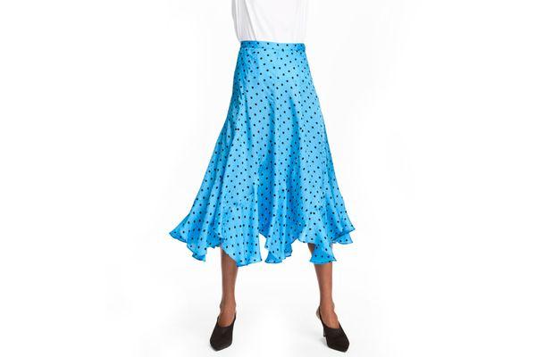 Jacquard Weave Skirt