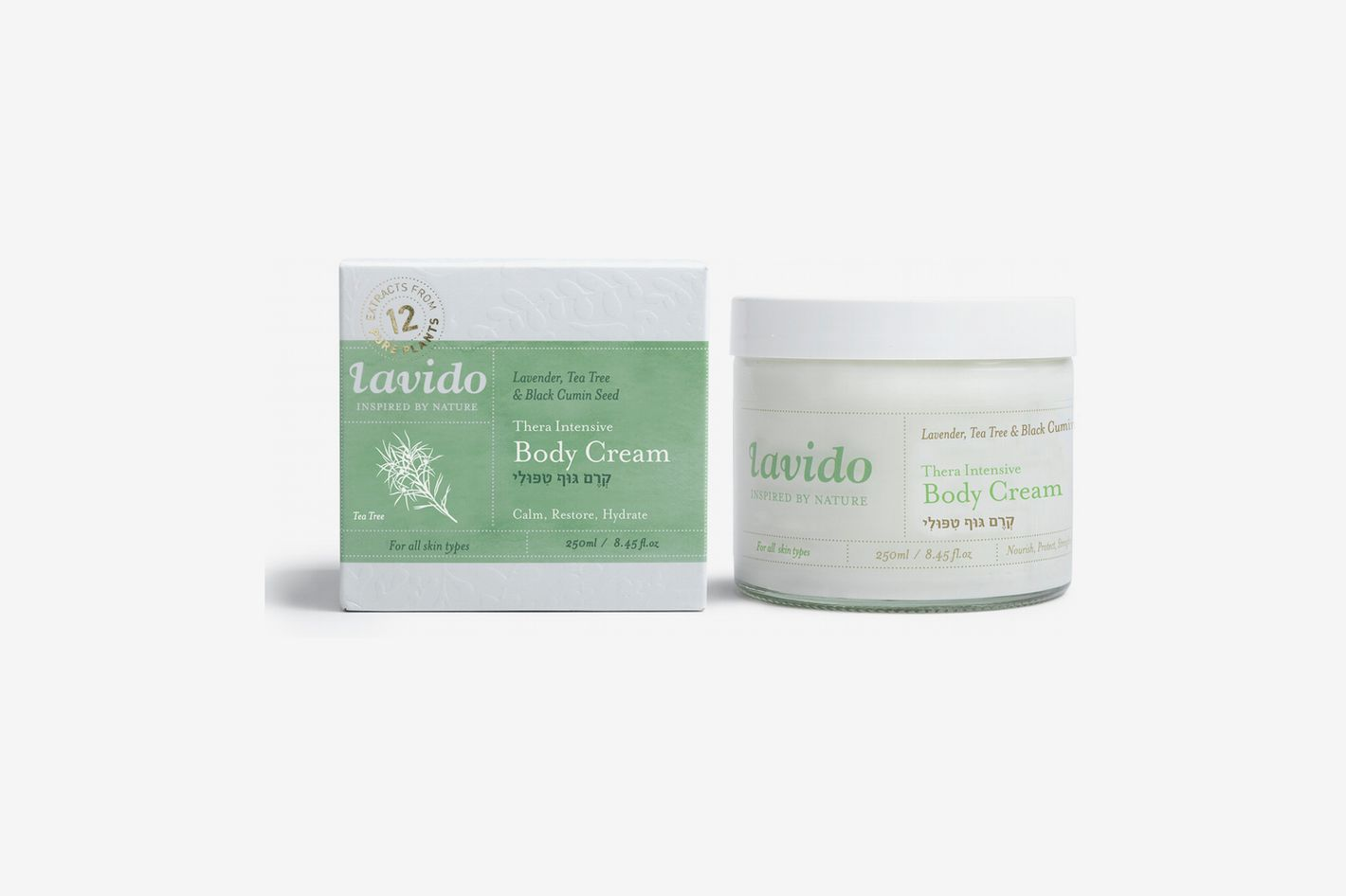 Lavido Thera-Intensive Body Cream