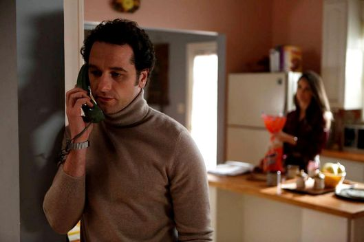 THE AMERICANS -- In Control -- Episode 4 (Airs Wednesday, February 20, 10:00 pm e/p) -- Pictured: (L-R) Matthew Rhys as Philip Jennings, Keri Russell as Elizabeth Jennings