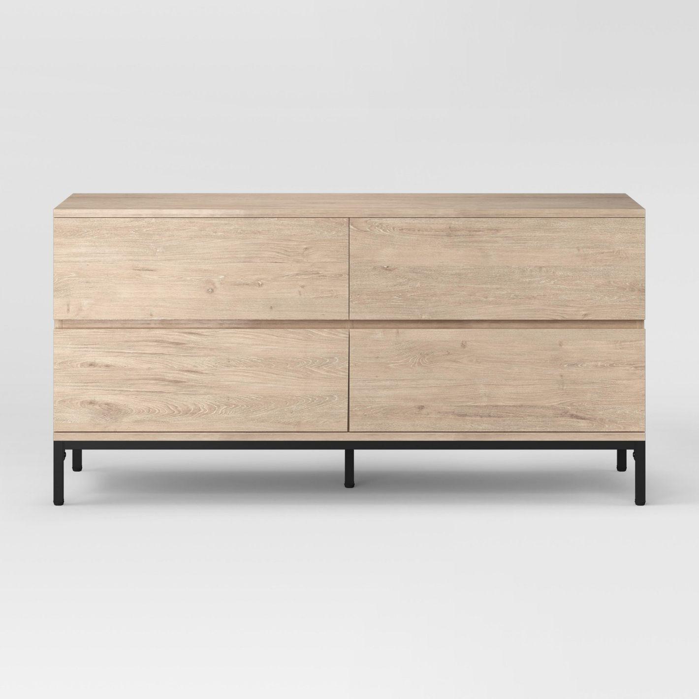 Best Dressers Under $500 According to Interior Designers