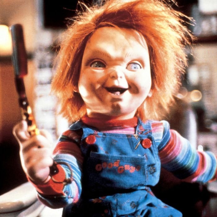 Image result for picture of chuckie the doll from the movie