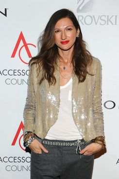 NEW YORK - NOVEMBER 01:  Designer Jenna Lyons attends the 14th Annual ACE Awards presented by the Accessories Council at Cipriani 42nd Street on November 1, 2010 in New York City.  (Photo by Jamie McCarthy/Getty Images for ACE Awards)