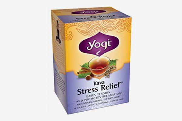 Yogi Kava Stress Relief Tea