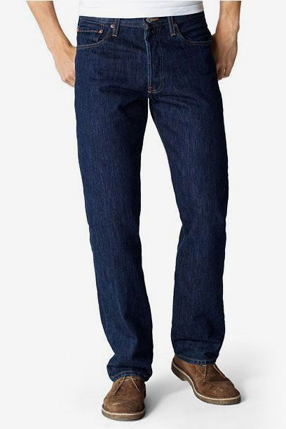 Levi's Original Fit 501 Non-Stretch Jeans