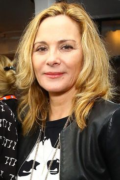 Kim Cattrall. Photo: Astrid Stawiarz/Getty Images