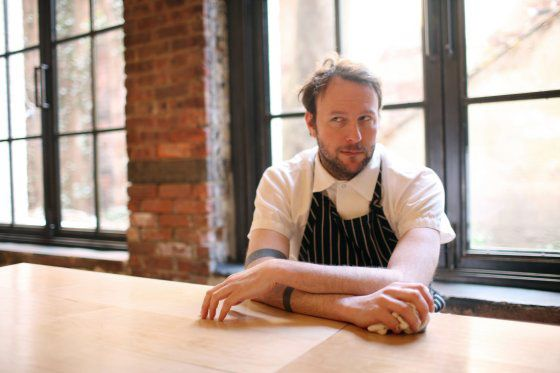 Another shake-up for the talented chef.