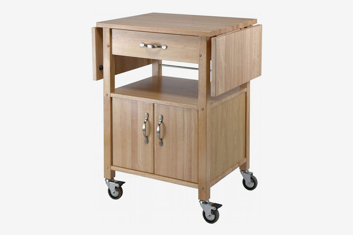 10 Best Kitchen Carts And Islands