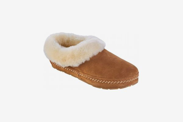 L.L.Bean Women's Wicked Good Slippers, Squam Lake