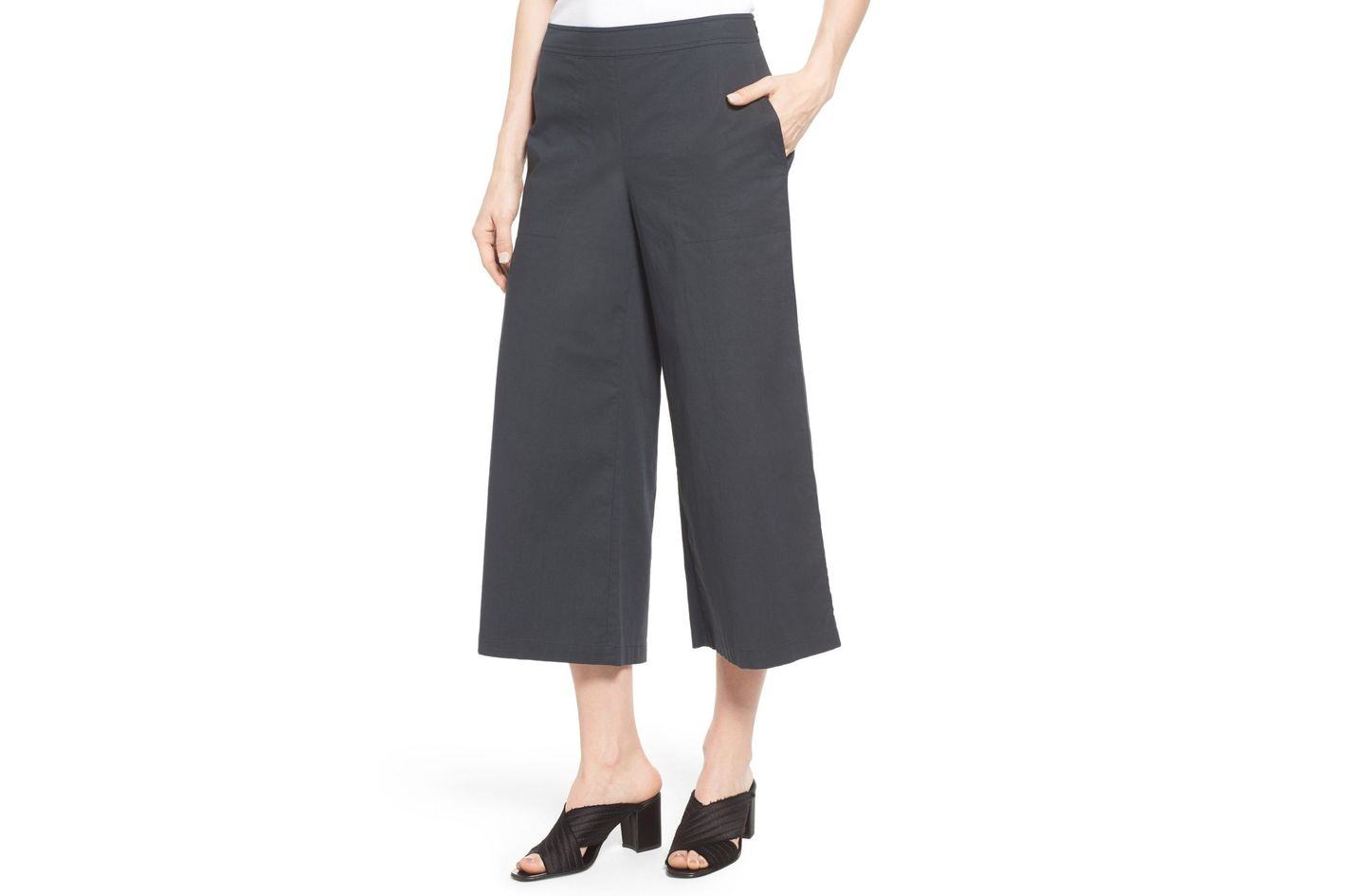 Jun 25, · My conclusion: All a cropped, wide-leg pant needs is a mule or an espadrille, and sometimes a really good pair of sneakers (the European-chic looking ones, not the marshmallow kind). It shines best that way, I've found/5(62).