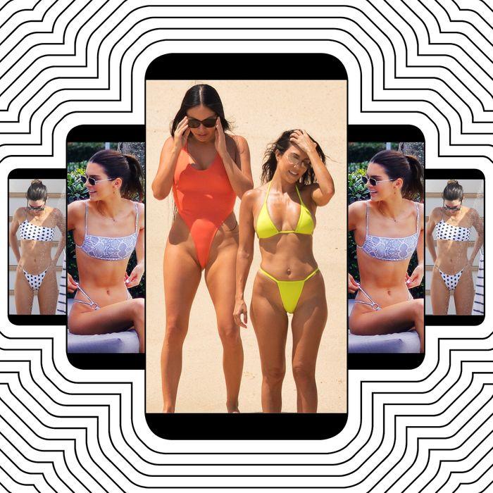 Hot 12 year old girls in tiny bikinis A Closer Look At Tiktok Bikini Hacks