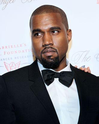 Kanye West, fashion revolutionary.