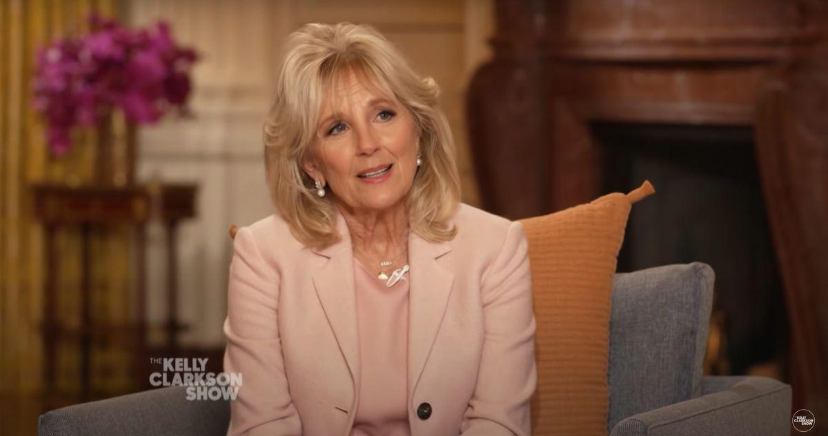 Jill Biden Has Entered the Bridgerton Chat