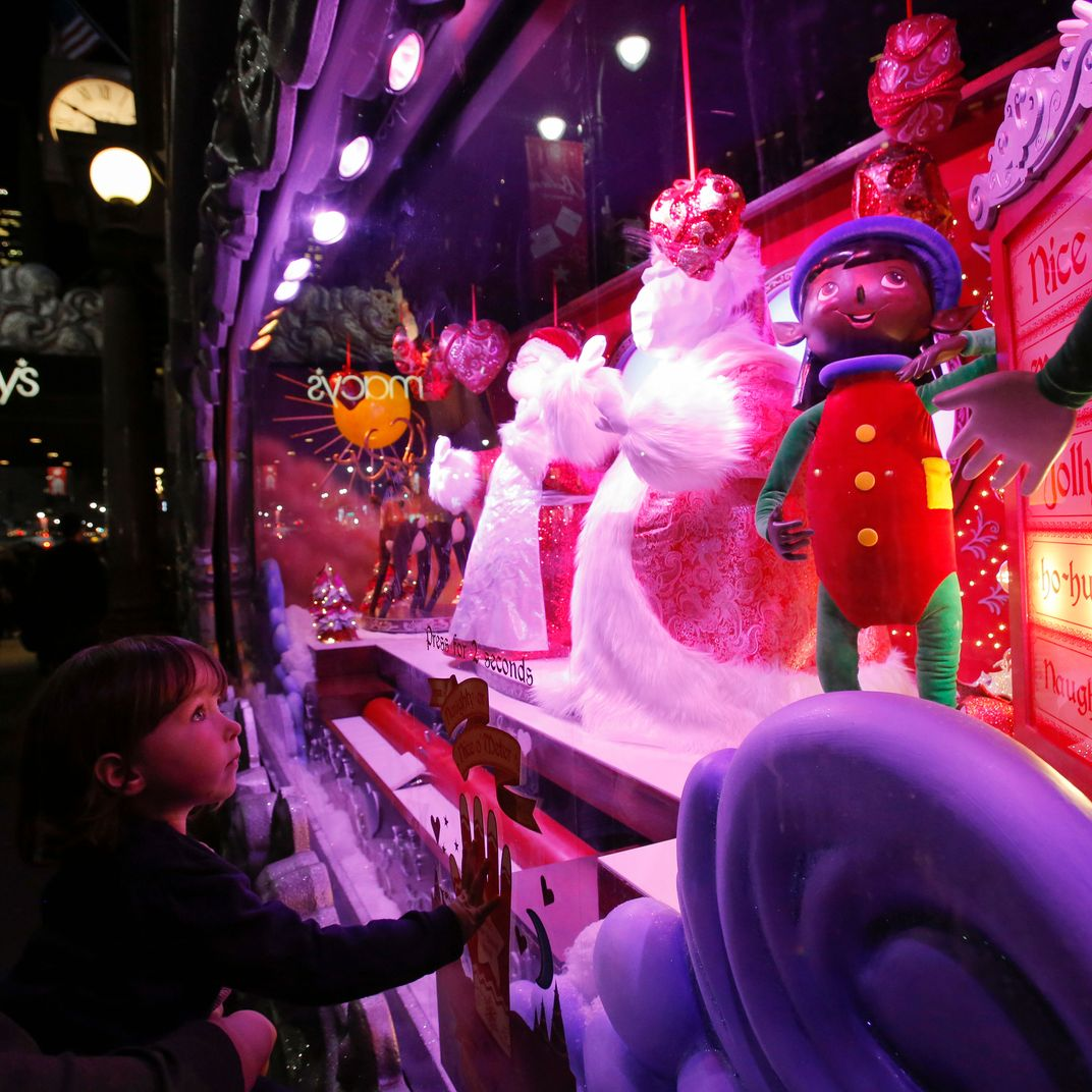 Photos: See the Best Holiday Windows in NYC