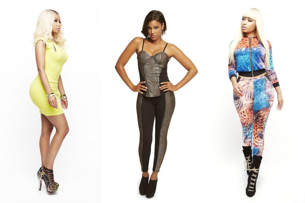 We Wore Nicki Minaj 39 S Kmart Line In Public The Cut