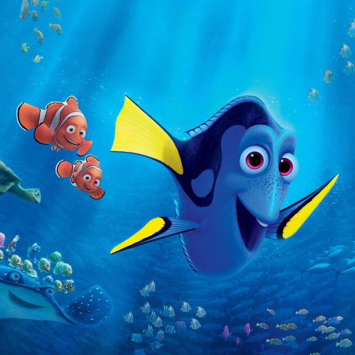 Why Are Finding Nemo And Finding Dory Such Enormous Hits