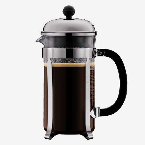 Bodum Chambord French Press Coffee Maker, 34 Oz.