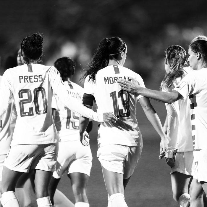 U.S. Women's Soccer.