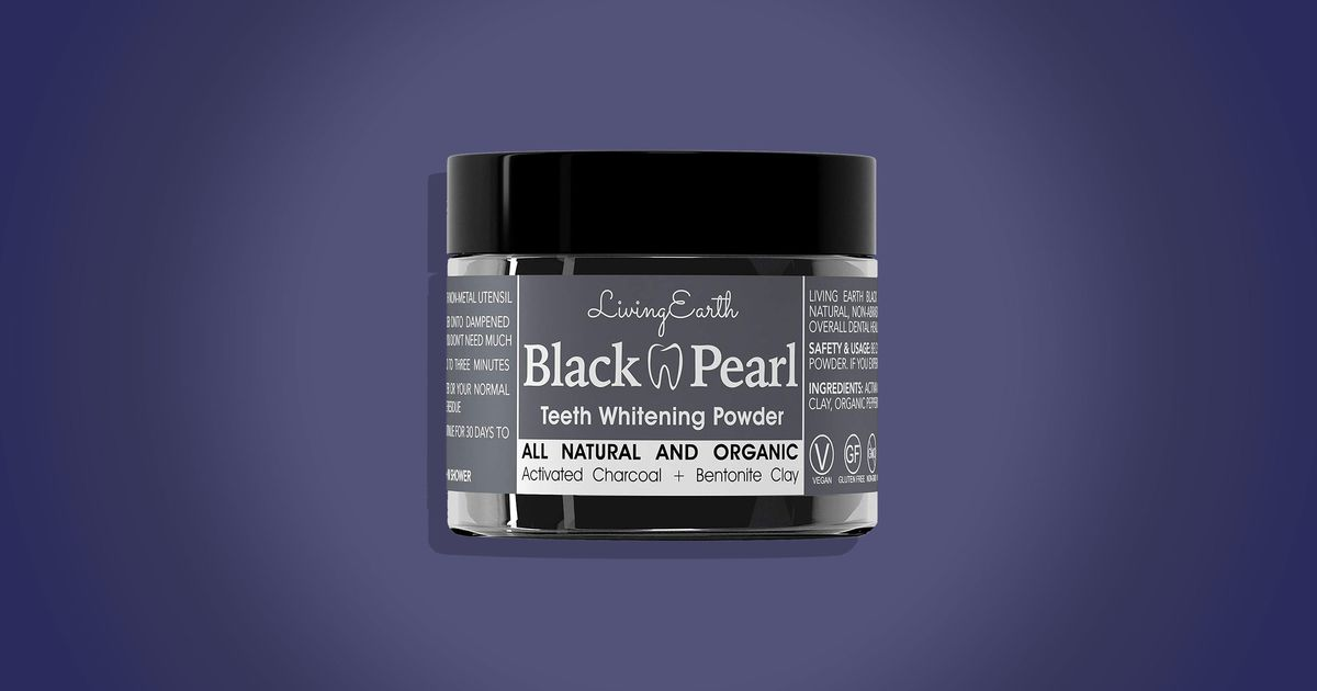 The Charcoal Whitening Powder That Got Me Off Whitestrips