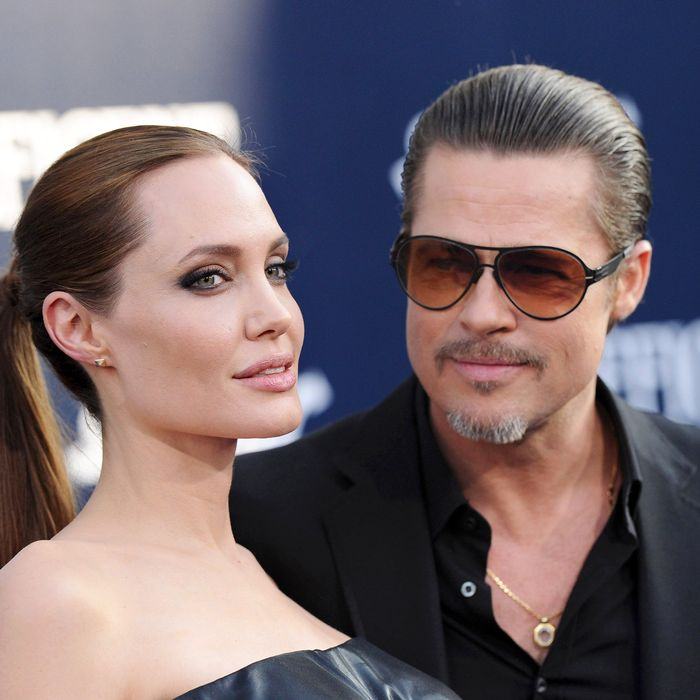 Every Theory About the Brad Pitt-Angelina Jolie Divorce