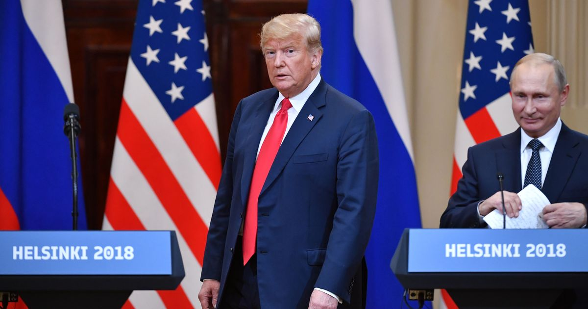 Putin Told Trump North Korea Couldn't Launch Missiles, and He Believed It