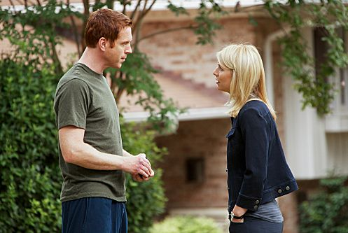 "Damian Lewis as Nicholas ""Nick"" Brody and Claire Danes as Carrie Mathison in Homeland (episode 8) - Photo: Kent Smith/SHOWTIME - Photo ID: omeland_107_0064"
