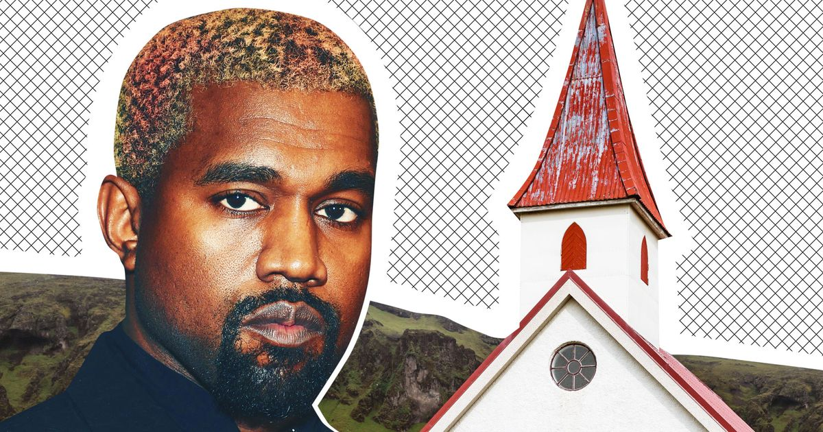 Is Kanye West Starting a Church?