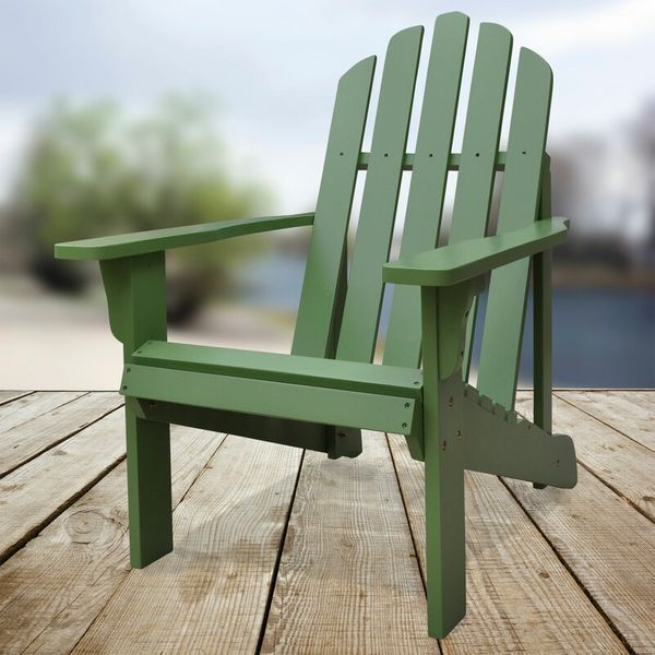 Breakwater Bay Janes Solid Wood Adirondack Chair