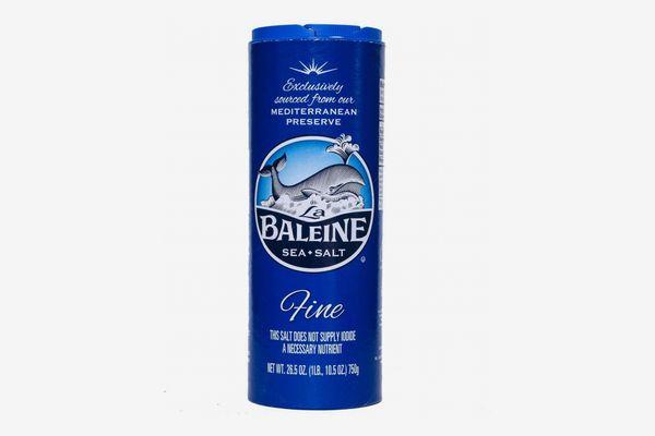 La Baleine French Fine Sea Salt