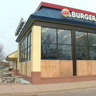 Prankster Convinces Burger King Employees to Smash Their Restaurant's Windows