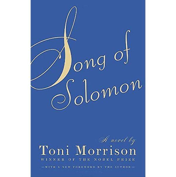'Song of Solomon,' by Toni Morrison