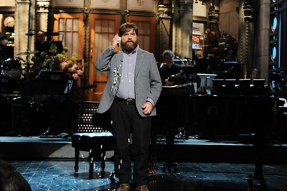 Zach Galifianakis/Of Monsters and Men