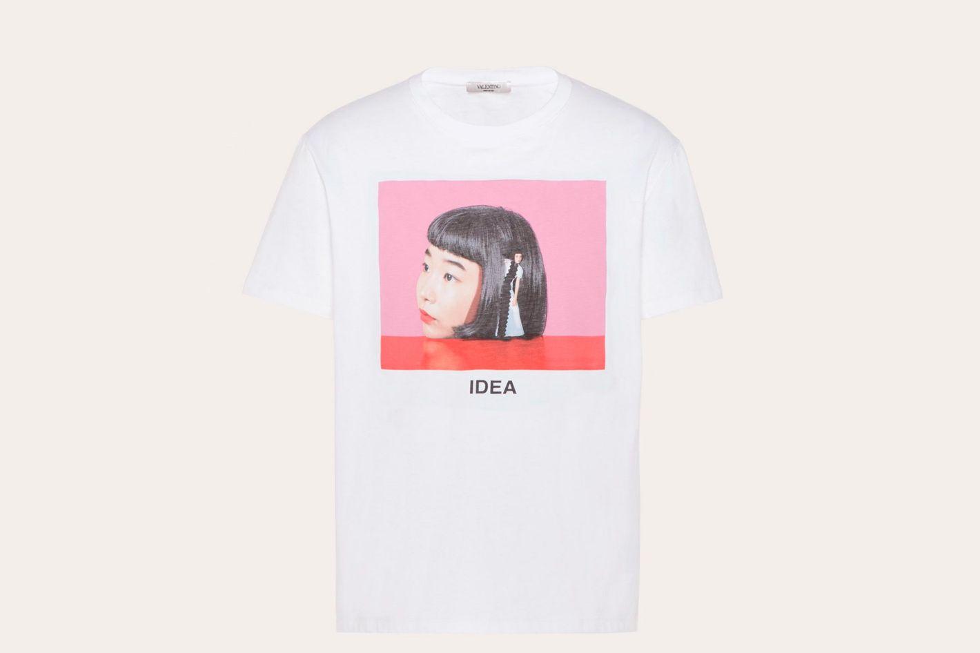 Izumi Miyazaki T-shirt in Pink