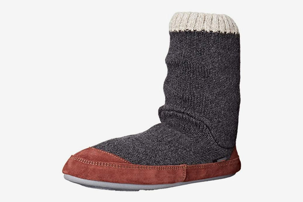 Acorn Men's Slouch Boot Slipper