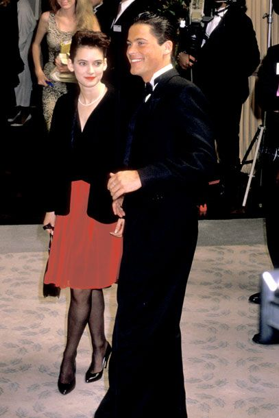 Winona Ryder 25 Years Of Red Carpet Looks Slideshow Vulture
