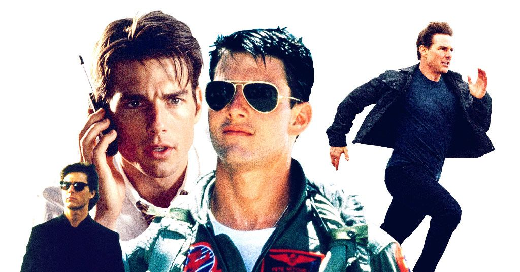 Every Tom Cruise Movie Performance, Ranked