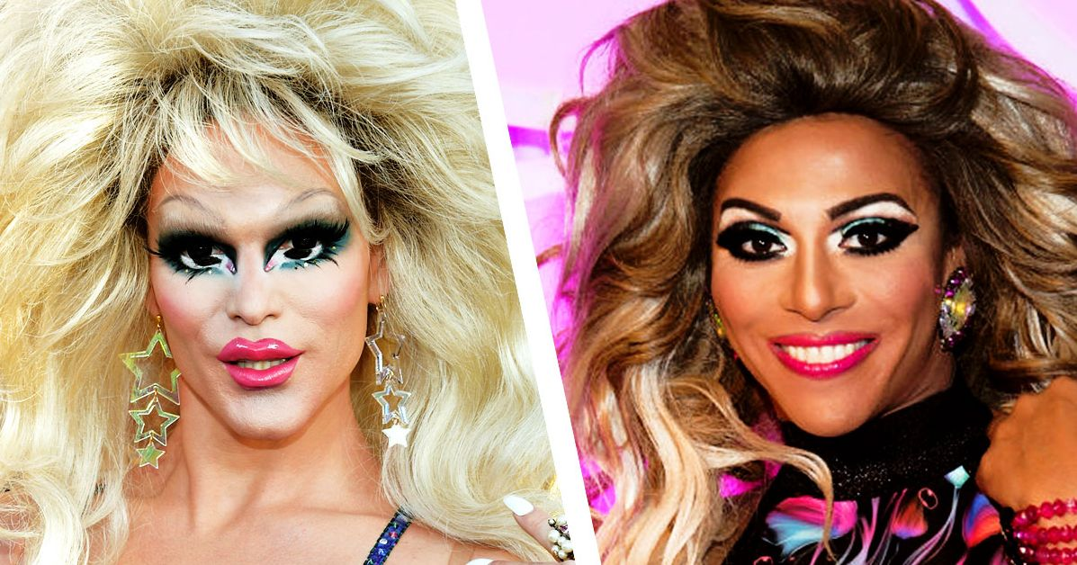 Drag Race S Shangela And Willam In A Star Is Born