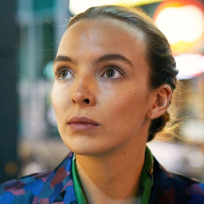 The Secret Behind Jodie Comer's Great Skin in 'Killing Eve'
