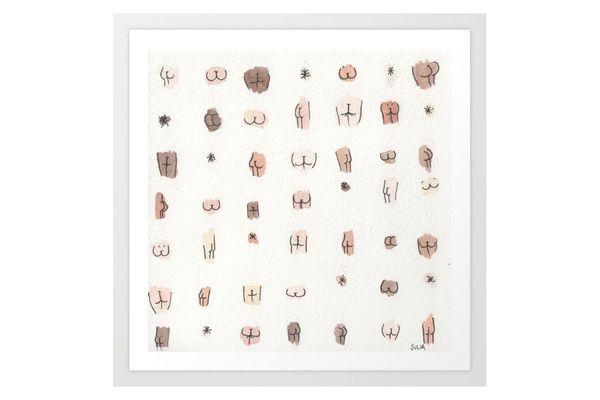 Butts by Julia Heffernan
