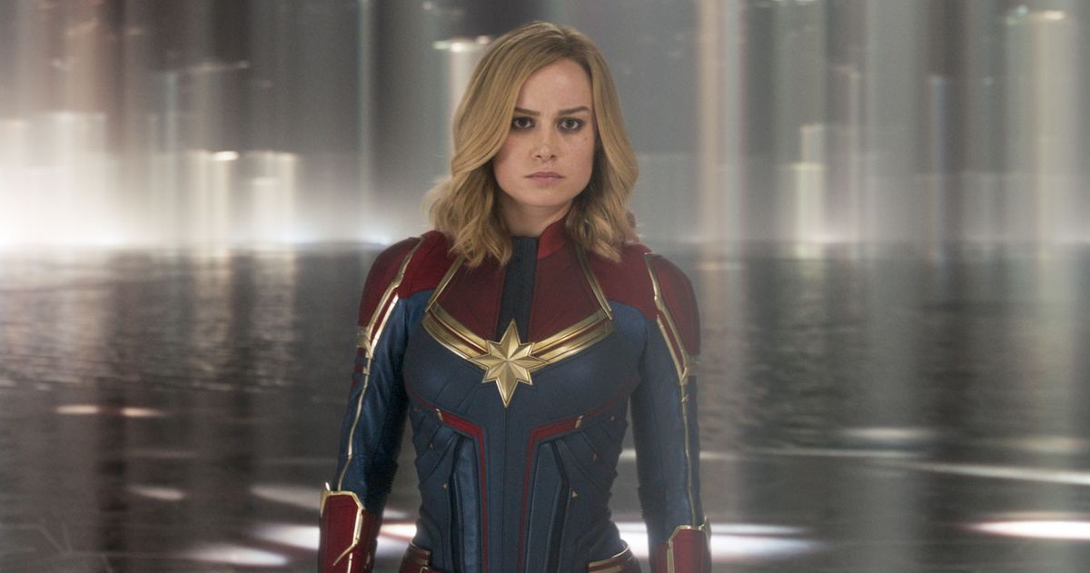 Captain Marvel Review Roundup: Maybe They're Bored With It, Maybe They're In-between