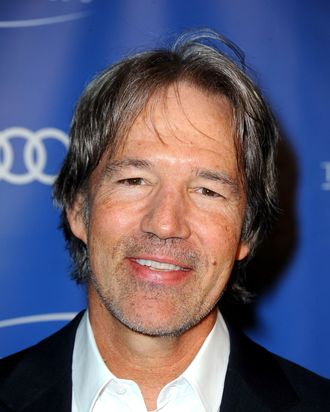Actor David E. Kelley