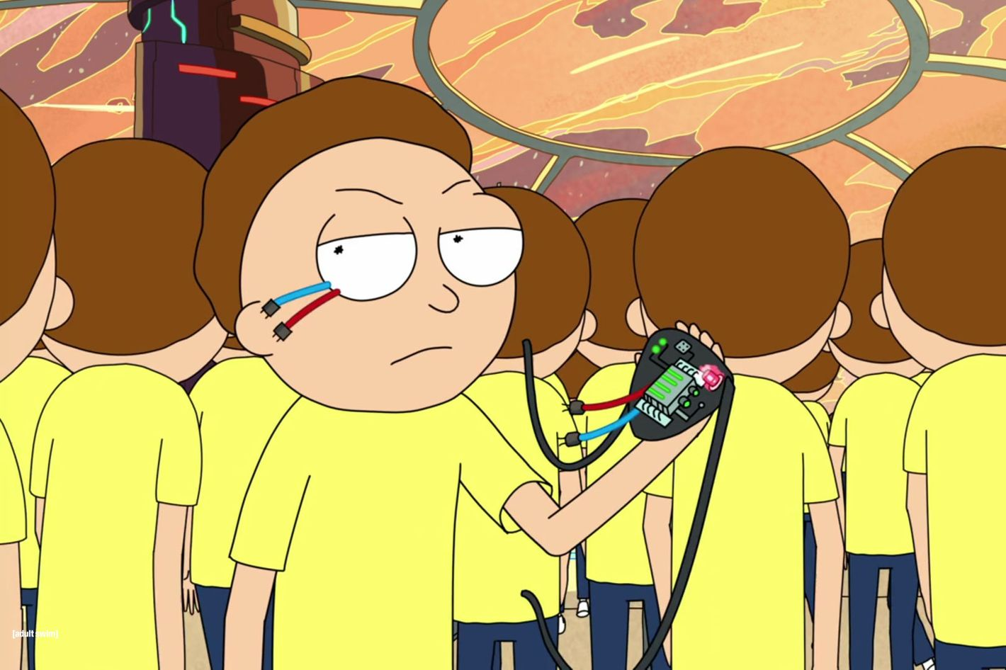 Best Rick And Morty Quotes Evil Morty Theories A Guide To The 'rick And Morty' Villain