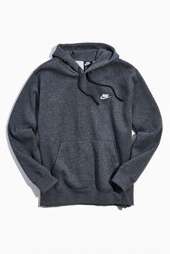 Nike Sportswear Club Fleece Hoodie Logo Sweatshirt