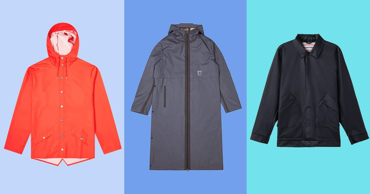 What's the Best Raincoat for Men?