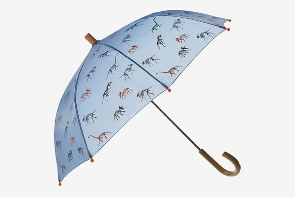 Hatley Kids Silhouette Dinos Colour Changing Umbrella