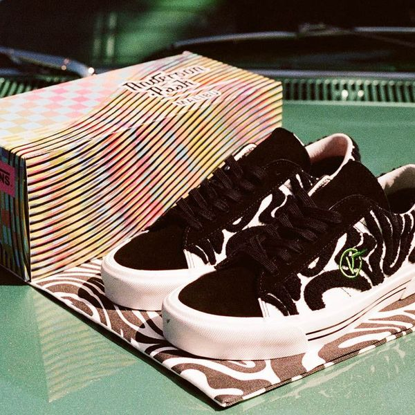 Vans x Anderson .Paak Malibu SID DX Shoes