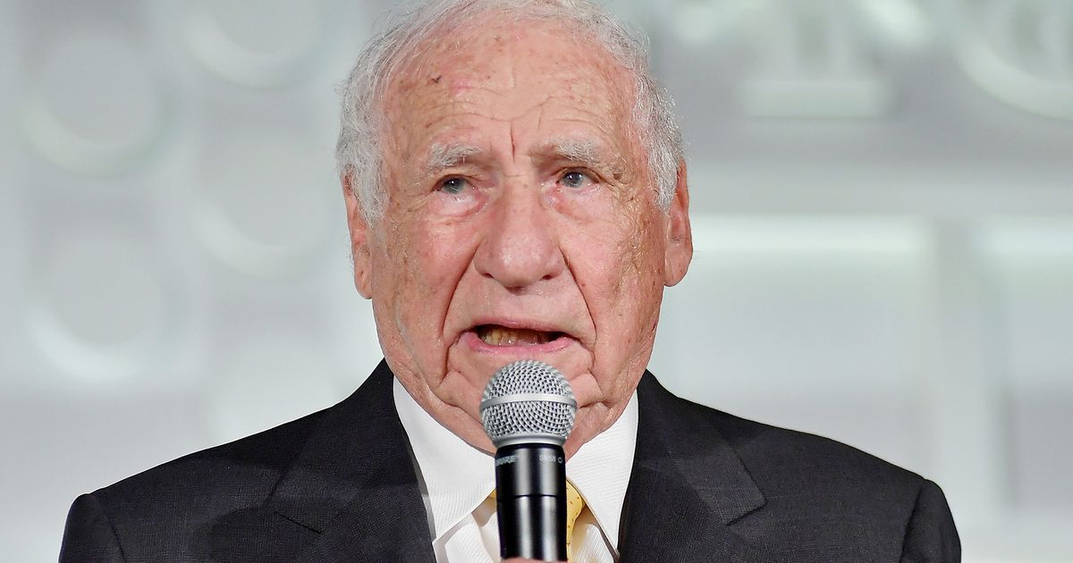 vulture.com - Ellin Stein - 6 Things We Learned During Mel Brooks's Q&A in London Last Night