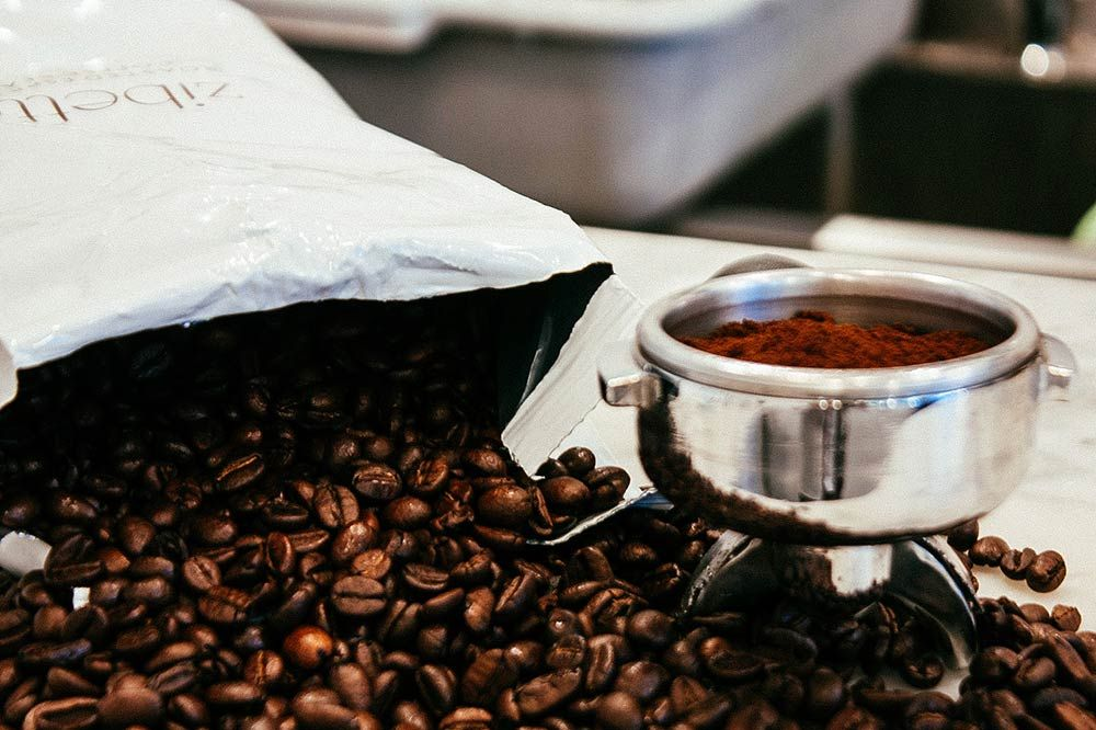 Zibetto Coffee Beans, 2.2 Pounds