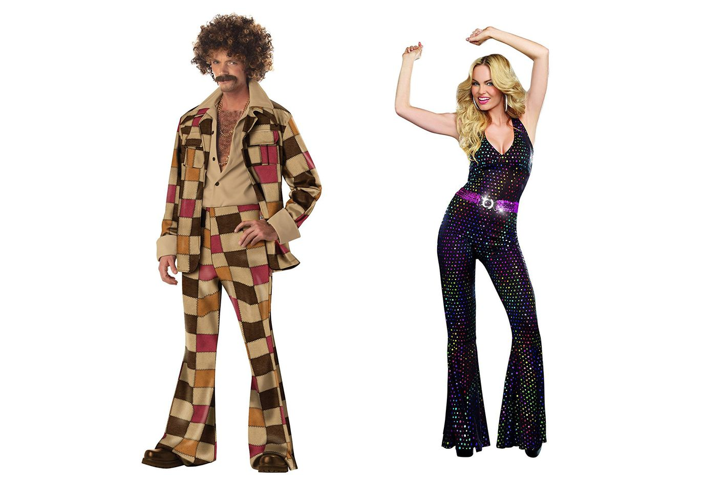 California Costumes Men's Disco Sleaze Ball Costume